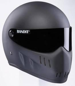 Bilde av Bandit XXR Sort Matt