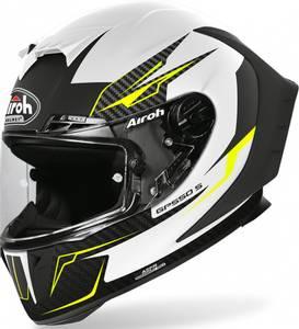 Bilde av Airoh Gp 550 S Venom Hvit